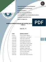 TI 1 Norma Internacional de Control de Calidad 1- NICC 1