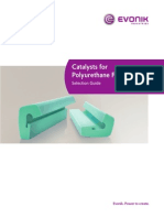 Catalysts for Polyurethane Foam