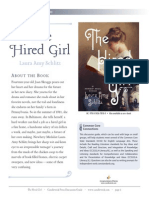 The Hired Girl by Laura Amy Schlitz Discussion Guide