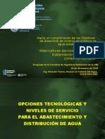Alternativas Tecnológicas Alternativas_tecnológicas_tratamiento_agua_para_consumo_humano_UNI_Tratamiento Agua Para Consumo Humano UNI Dic06