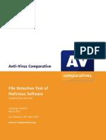 antivirus comparatives 2015