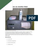 Cómo Leer Un Monitor Fetal