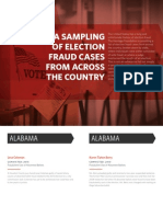 Heritage Foundation Voter Fraud Compilation | http://www.thefederalistpapers.org/