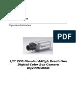 EQ200E 300 Manual