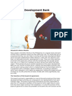 The Asian Development Bank - Tradeore B2B Forum