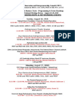 Entrepreneurial & Business Track – Programming & Events Roadmap 250th ACS National Meeting, Boston – August 16-20, 2015