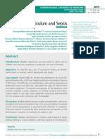 Bladder Diverticulum and Sepsis