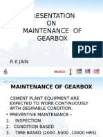 MAINTENANCE OF GB.ppt