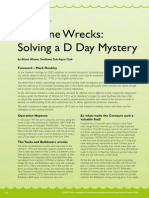 Neptune Wrecks_solving a D Day Mystery