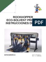 Rockhopper manual en español