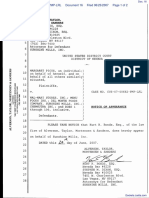 Picus v. Wal-Mart Stores, Inc. et al - Document No. 16