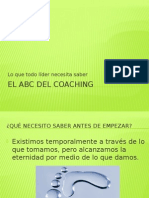 El ABC del Coaching