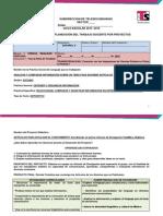 Propuesta de Planeación Didáctica (Español 2do. Grado) Telesecundaria Versión 1