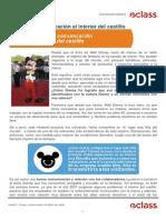 Disney, La Comunicación Al Interior Del Castillo