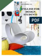 English for Designer