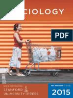 2015 Sociology