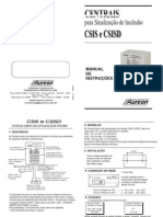 Manual da Central CSIS