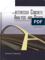 Prestressed Concrete Analysis and Design by Naaman