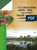 Gestión forestal y gestión de riesgo