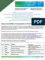 Results 2015 NetRiders LATAM ITE R2