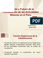 Presente y Futuro de La Fiscalizacion MInera (484068)