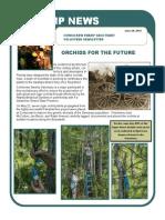 Blue Tilapia in the Swamp News at Corkscrew Swamp Sanctuary