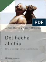 Del Hacha Al Chip