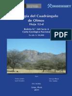 GEOLOGÍA DE LOS CUADRANGULOS DE OLMOS HOJA 12-d%2C ESC 1 50000%2C 2011 (Recuperado 1).pdf