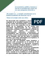 Isela La Desigualdad Económica (1)
