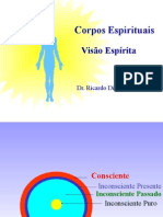 Corpos Espirituais -Visão Espírita