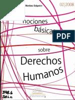 Maria Martinez - Nociones Básicas Sobre Derechos Humanos