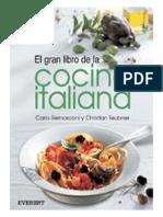 El Gran Libro de La Cocina Italiana