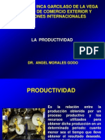 La Productividad