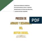 Armado y Desarmado Motor Diesel. pdf