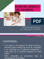 0. Presentación Del Módulo Cuidado Del Paciente