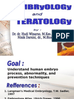 Slide Embriologi 2013 (S1 Bidan)