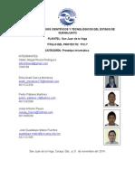 Indice Resumen Ejecutivo Nuevo
