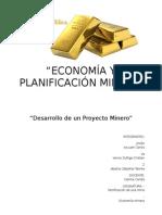 Desarrollo Proyecto Minero Listo