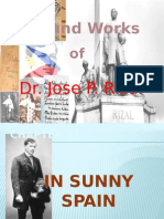 rizal life and work chap 6