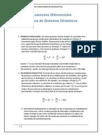 55 Modelos de Ecuaciones Diferenciales