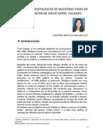 Anilisis literario de Calles vacias- Dayana Cusipuma Napa