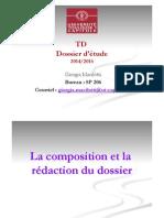 7. Composition du mémoire_Sèance 8