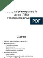 LP 04-Precautiuni Universale. AES