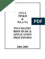 UCLA Resident Manual 04-05