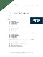 Groupware (Zimbra, Open-Xchange, Scalix)
