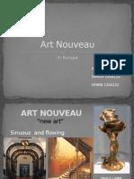 Art Nouveau in Europe