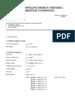 2. Pipeline Design-Hydrotest (2)