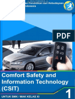 Comfort Safety and Information Technology (CSIT)