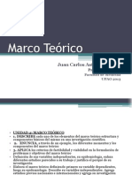 Marco Teorico