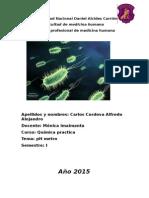 Quimica Practica Ph